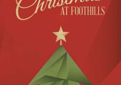 Christmas at Foothills